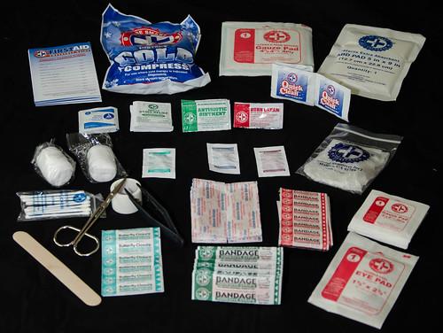 326 Piece OSHA/ANSI Kit