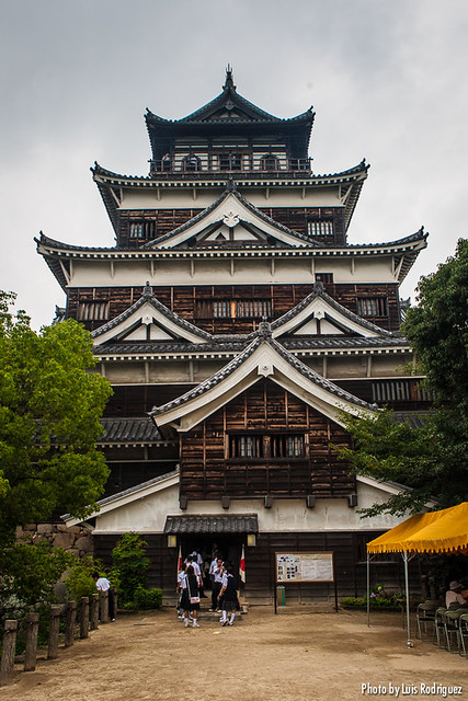 Castillo de Hiroshima-21