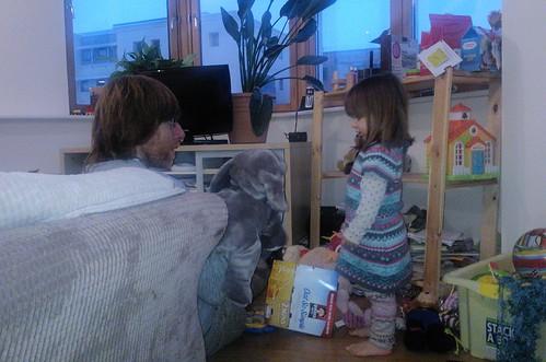 Ellie and Mersina