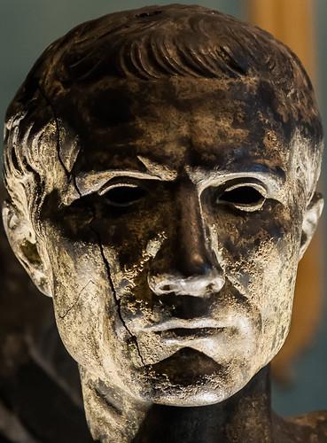 Portrait de Jules César, Musée Calvet, Avignon