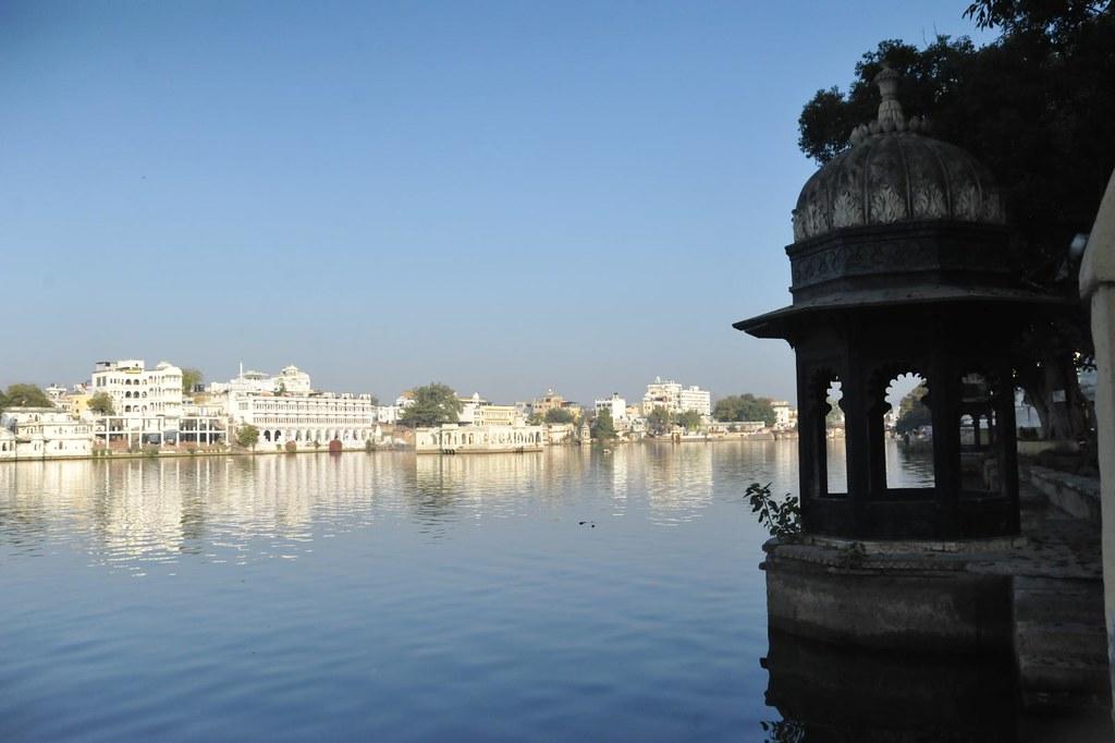 View of Udai Sagar Lake, Udaipur