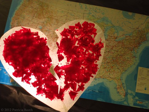 Day 349 A Brokenhearted Nation by pixygiggles