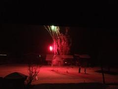Happy New Year 2013 Fireworks