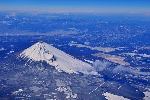 Mt. Fuji by hidesax