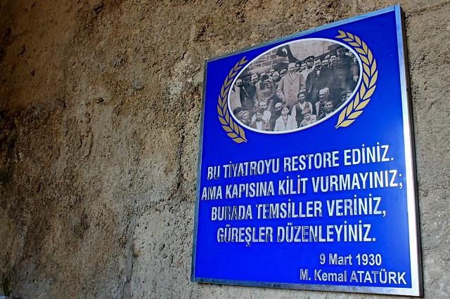 Ataturk sign