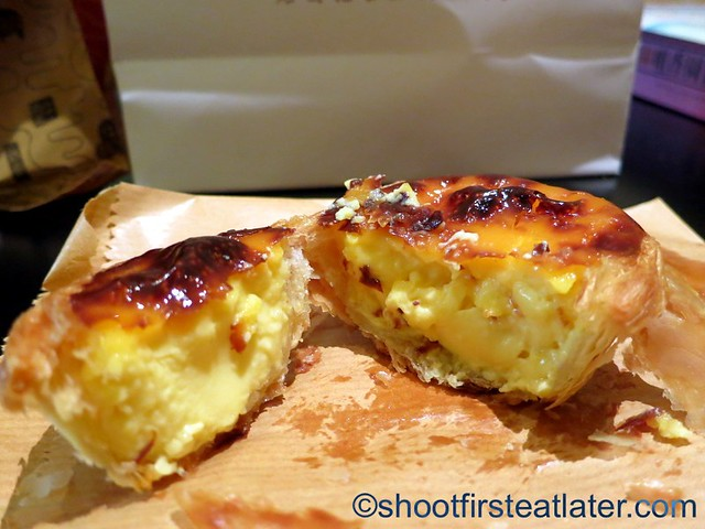Lord Stow's Portugese egg tart MOP$8-001