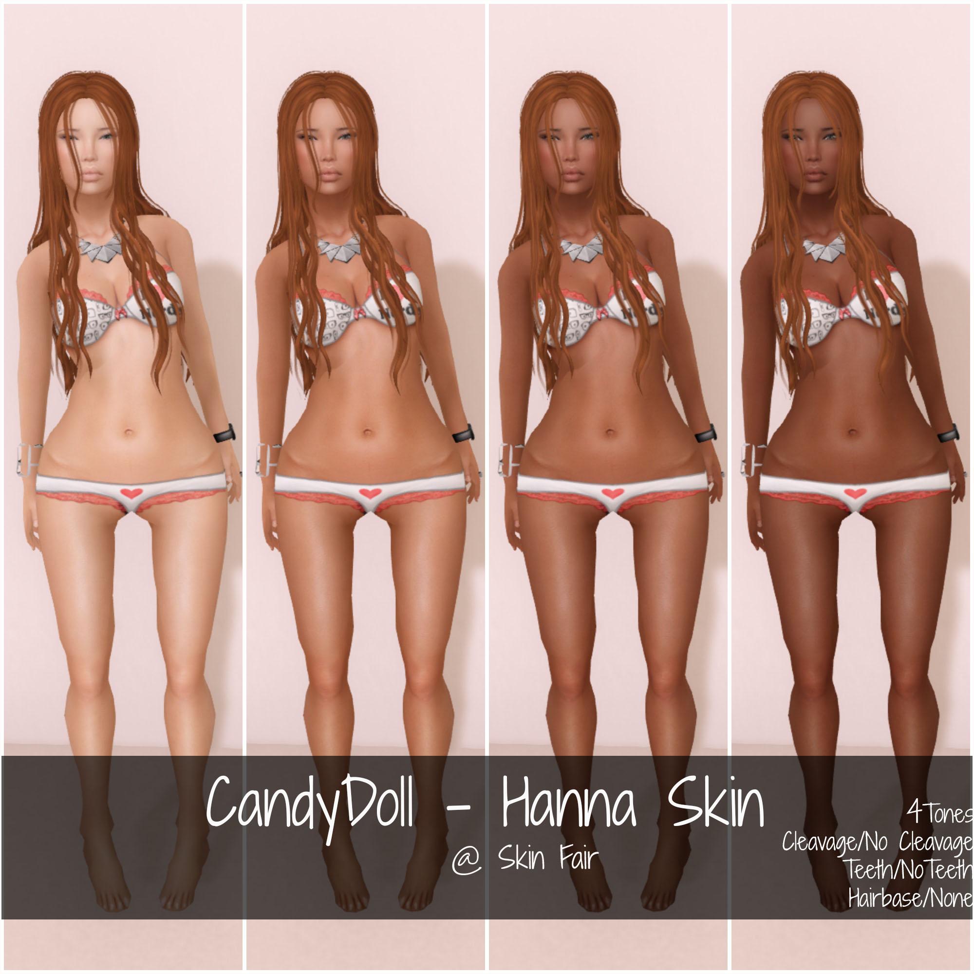 CandyDoll Hanna