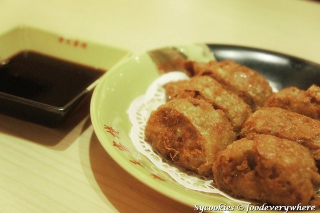 7.teochew style crisp fried prawn roll RM 12.90@paradise inn 2 (20)