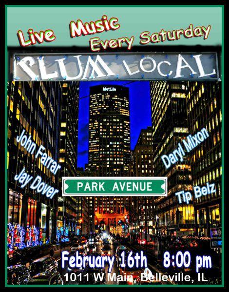 Park Ave 2-16-13