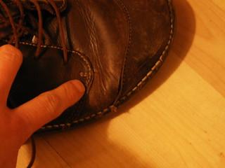 El Naturalista - Poorly boots