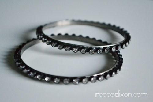 Wrapped Bracelets Tutorial Step 2