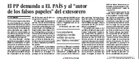 13c07 EPaís PP se querella contra El País Uti 465