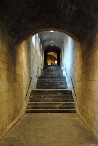 Cloisters - Entrance