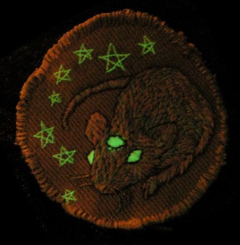 glow rat