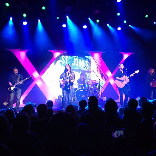 In concert tonight: Great Big Sea