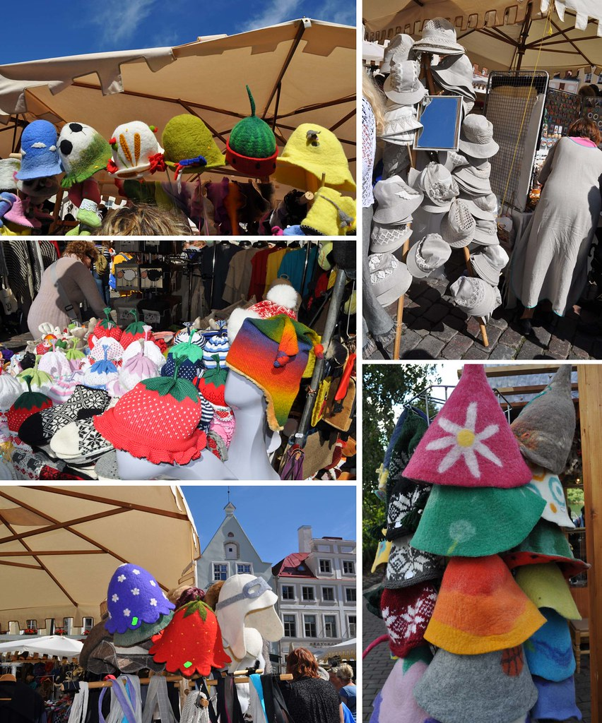 Baltic Tallinn Hats