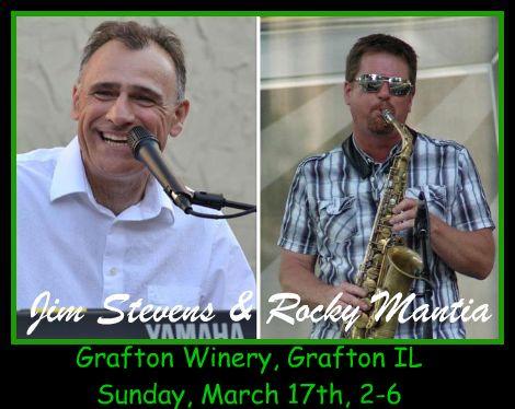 Jim Stevens & Rocky Mantia 3-17-13