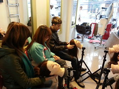 Dạy nghề tạo mẫu tóc chuyên nghiệp Học viện Korigami Hà Nội 0915804875 (www.korigami (21)