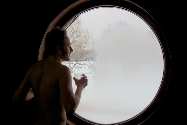 naturist 0011 Banya, Serebyany Bor, Moscow, Russia