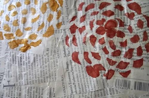 Art Journal Every Day: Work in progress