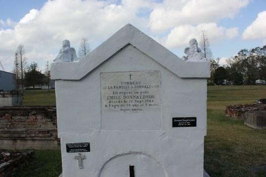 Cemetery, Convent LA