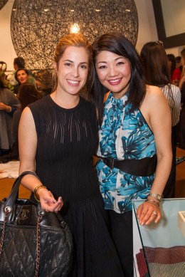 Alison Pincus, Betty Lin