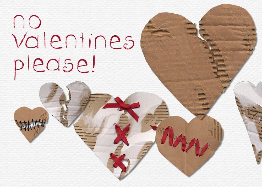 No Valentines, Please