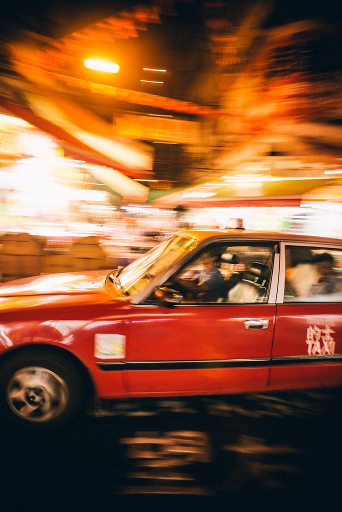 Kowloon Taxi