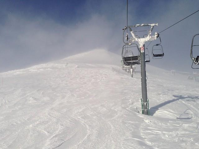 The Peak at Annupuri