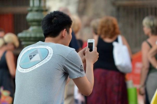 Smart Phone Bend