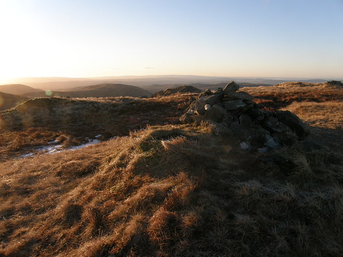 Tarn Crag Summit Cairn