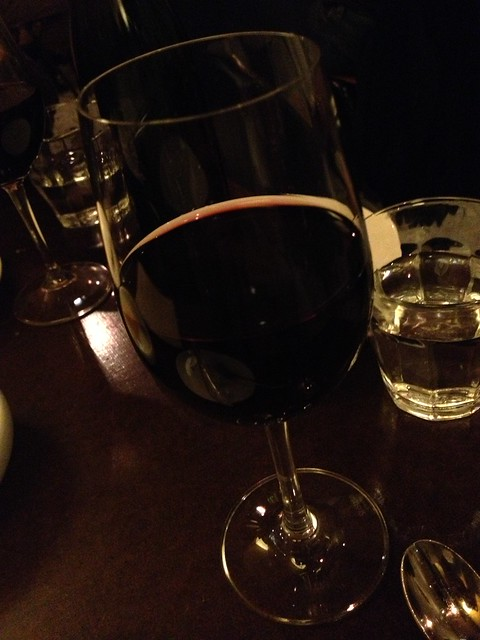 St. Laurent wine - State Bird Provisions