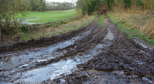 20121202-14_Muddy Track - Hinchwick - Cotswolds by gary.hadden