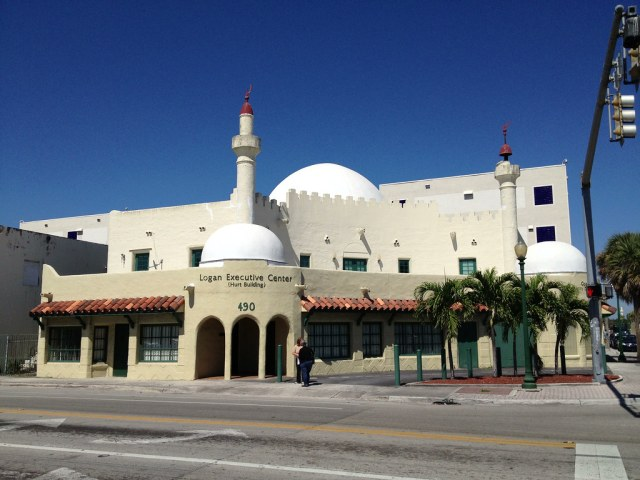 Former Harry Hurt Building And Opa-locka Hotel