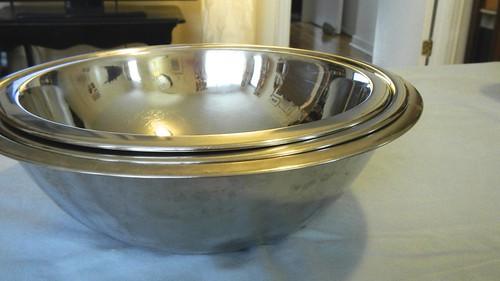 Papier Mache Bowls 2