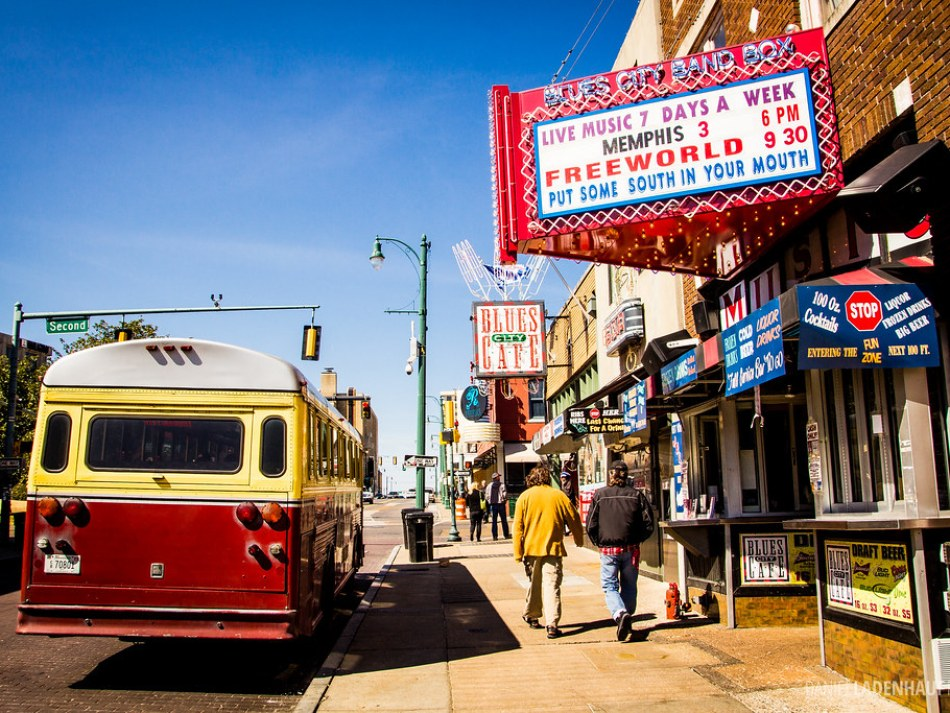 Beale Street on a Sunday Morning