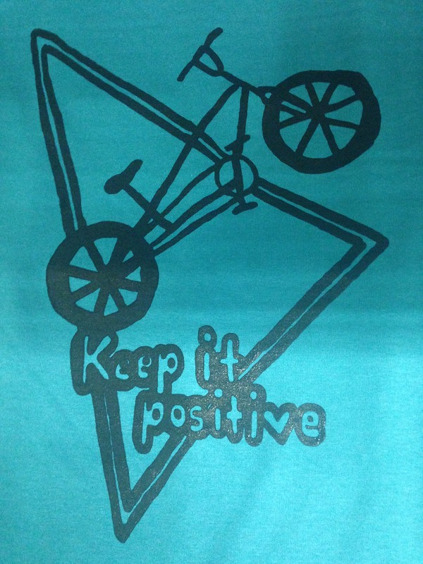 Positively Spinning!