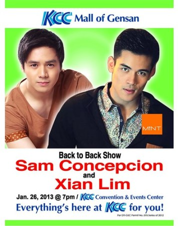 sam concepcion, xian lim