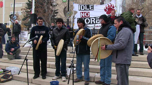 Idle No More / Common Causes - #J28