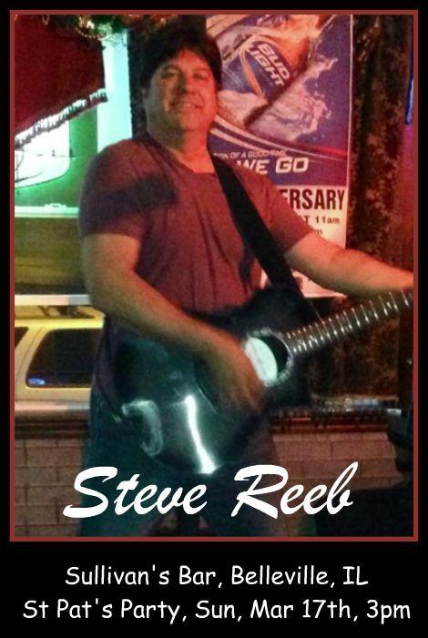 Steve Reeb 3-17-13