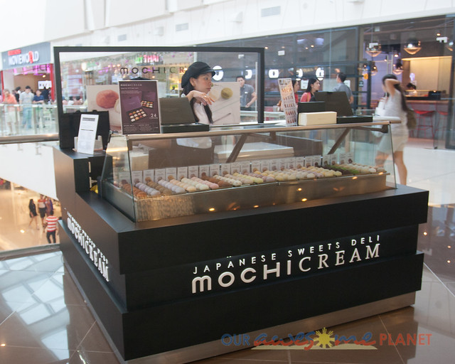 Japanese Mochi Cream