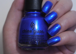 China Glaze Frostbite