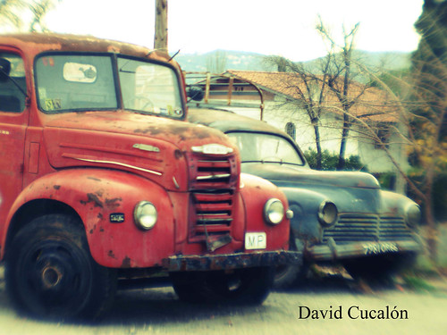 Vans blur by David Cucalón