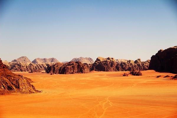 Paisajes de desierto