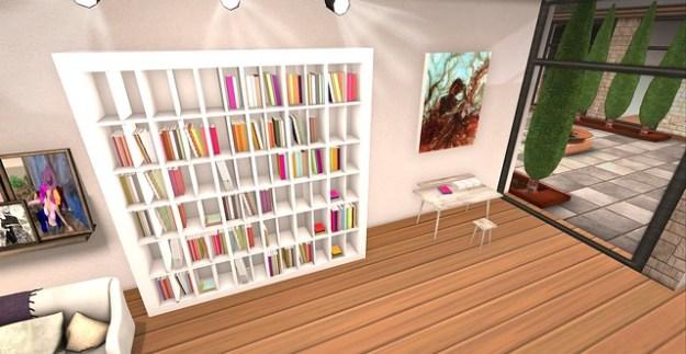 Linden Home Makeover_Study/Work Nook