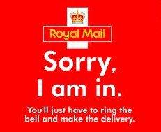 Postman message