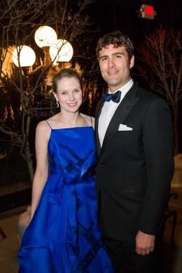 Marissa Mayer, Zachary Bogue