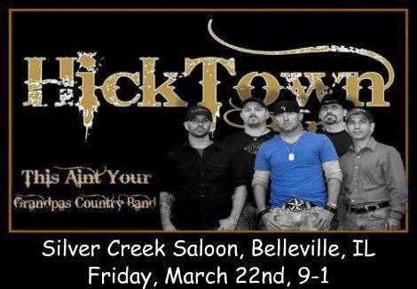 Hicktown 3-22-13