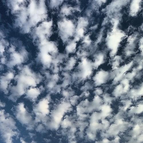 Amazing weather today ☁☁