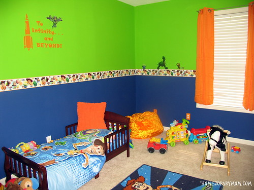 toy story room decor